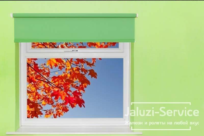 Тканевые ролеты на окна – идеальная альтернатива громоздким шторам